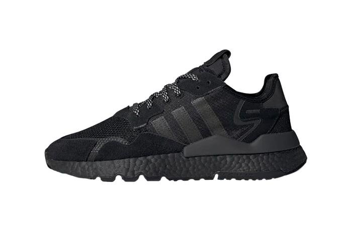 adidas Nite Jogger Core Black BD7954 01