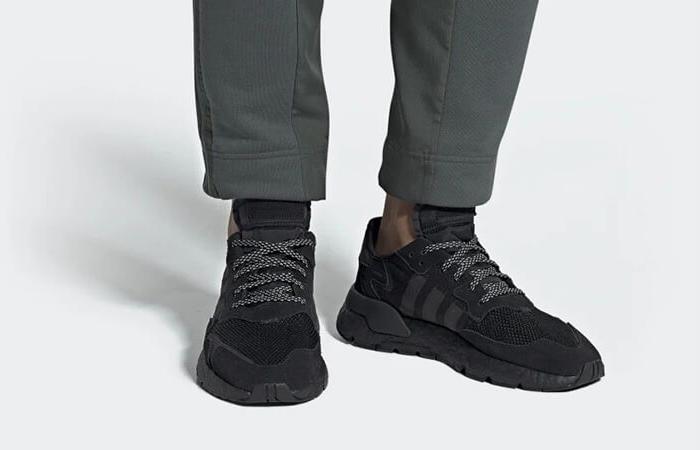 adidas Nite Jogger Core Black BD7954 02