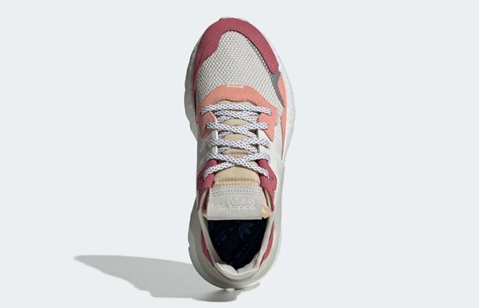 adidas Nite Jogger Pink DA8666