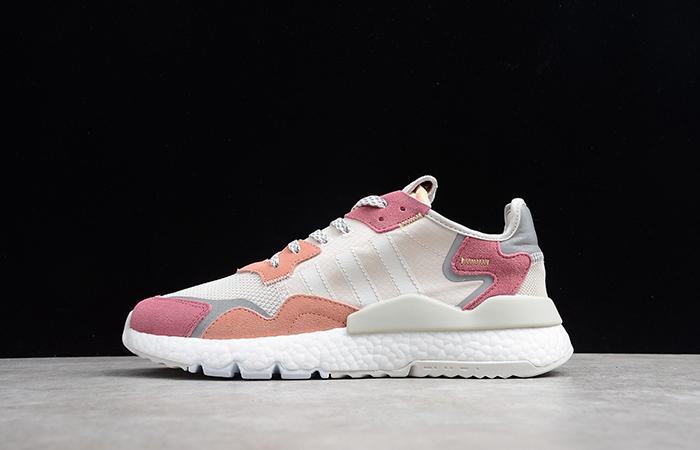adidas Nite Jogger White Pink DA8666 03