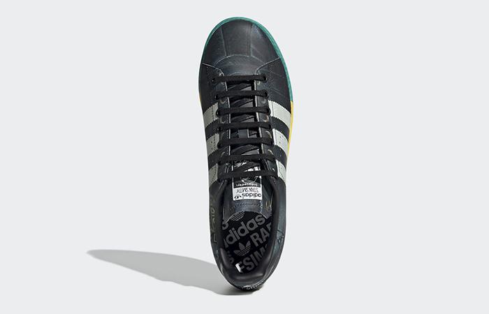 adidas Raf Simons Samba Stan Black EE7954