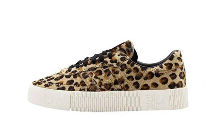 adidas Sambarose Leopard CG6461 01