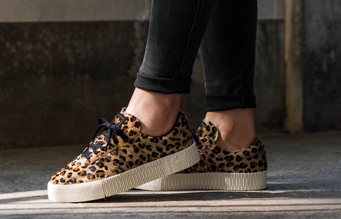 sambarose adidas leopard - 55% remise