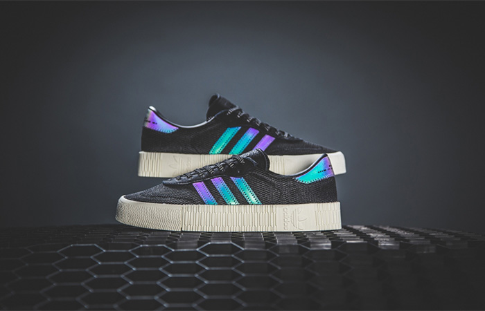 adidas Sumbarose W and Yung-96 is Coming With X-Model Pack - Night Vision Tag ft
