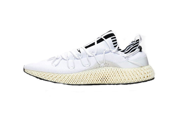 new concept a9ea0 1f471 adidas Y-3 Runner 4D II White EF0902 01 ...