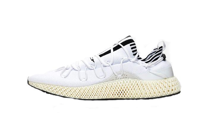 adidas Y-3 Runner 4D II White EF0902 01
