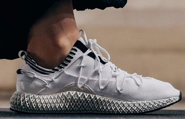 The adidas Y 3 Runner 4D Gets A Limited Release This Week