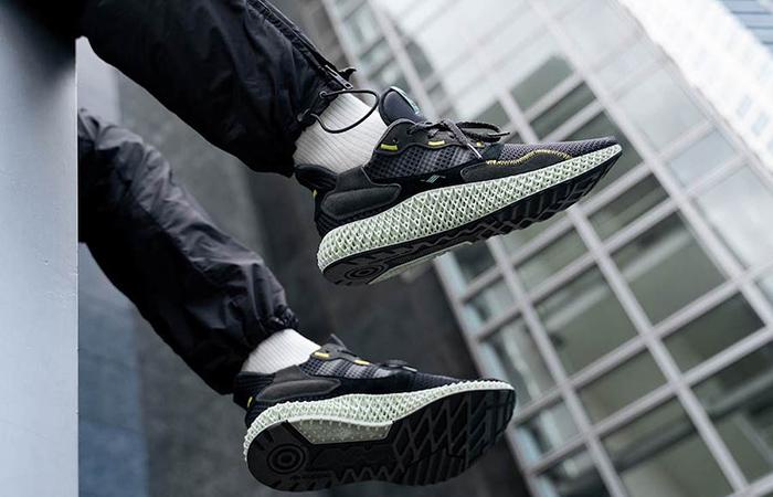 adidas ZX 4000 Grey Nevy BD7865
