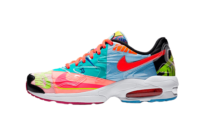 atmos x Nike Air Max 2 Light Multi BV7406-001 01
