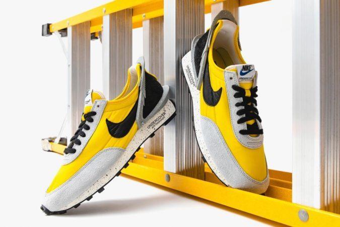 Undercover Nike Daybreak Yellow