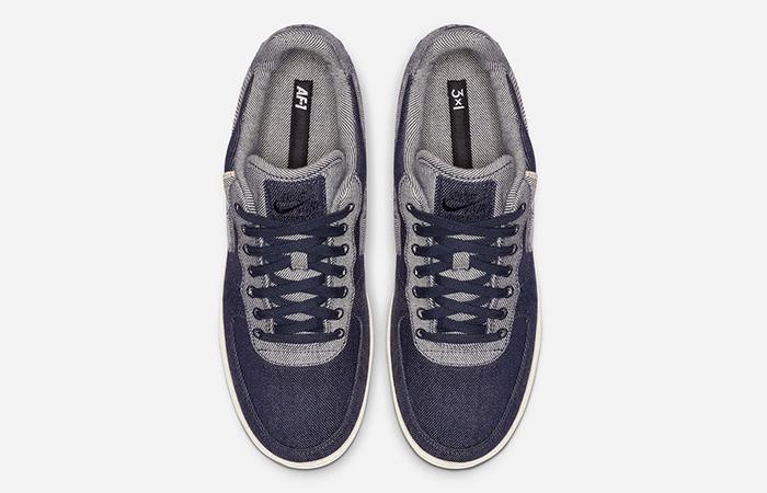 3×1 Nike Air Force 1 Low Denim 905345-402 03