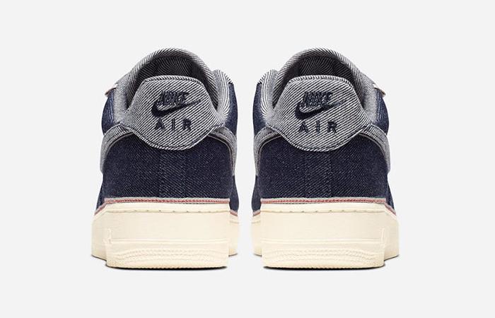 3×1 Nike Air Force 1 Low Denim 905345-402