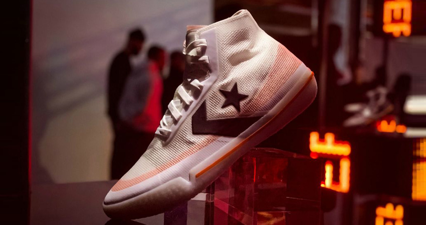 Converse Announces First Release Date for the All Star Pro BB 03