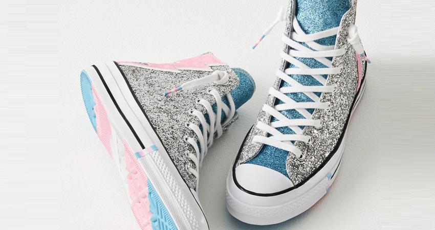 Converse Has Determined To Drop Converse Pride Collection