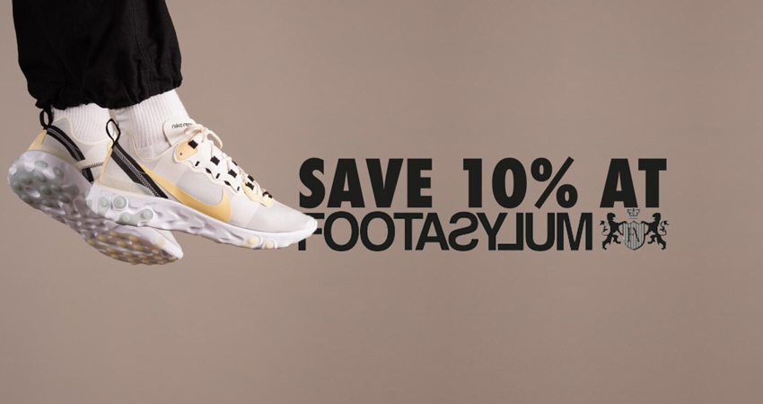 Get 10% Off At Footasylum On These Amazing 6 Sneakers 01