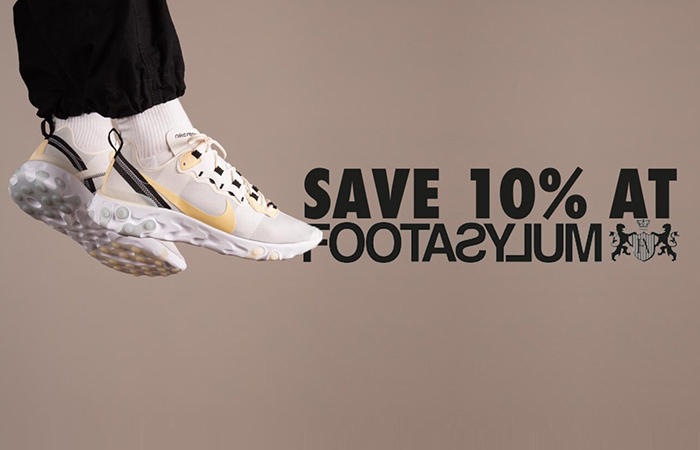 Get 10% Off At Footasylum On These Amazing 6 Sneakers ft