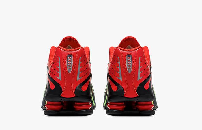 Neymar Nike Shox R4 Sao Markets BV1387-001