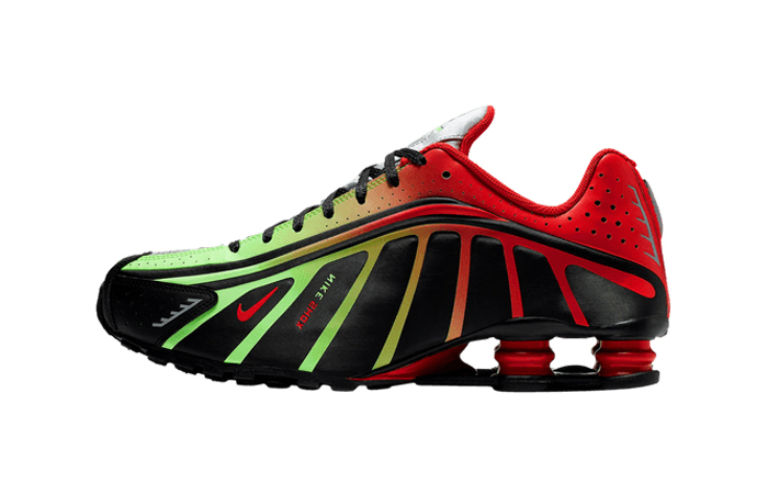 Neymar Nike Shox R4 Sao Paulo Markets BV1387-001 01