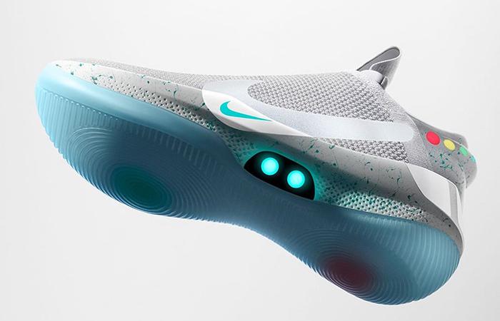 Nike Adapt BB MAG Grey | CK0893 090