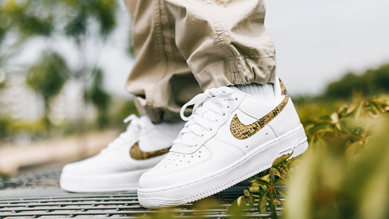 Nike Air Force 1 Is Releasing With An