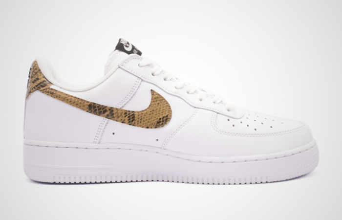 Nike Air Force 1 Low Premium QS Ivory AO1635-100