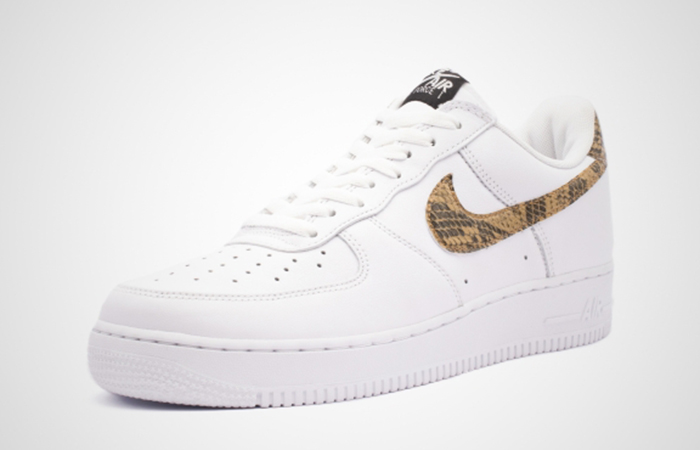 Nike Air Force 1 Low Premium QS Snake AO1635-100