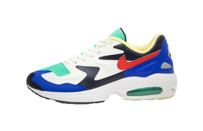 6220f88863 Nike Air Max 2 Light Racer Blue BV1359-400 – Fastsole