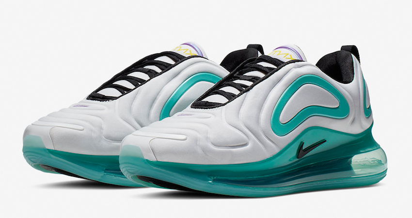 Nike Air Max 720 Is Returning With White Mint Combination 01