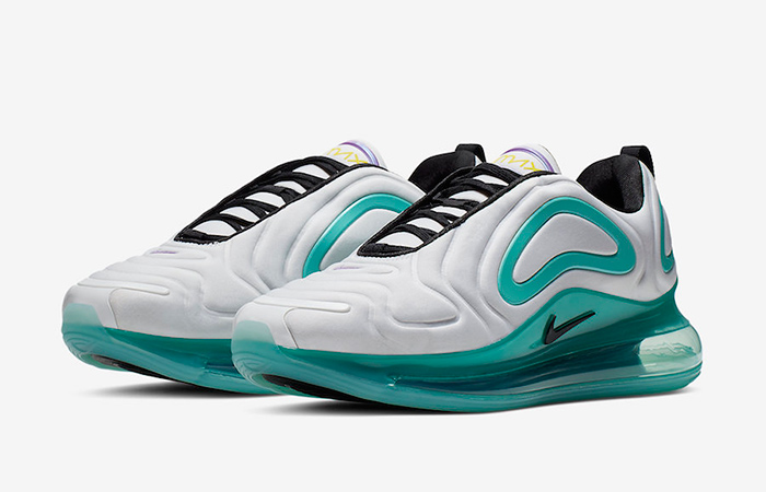 Nike Air Max 720 Is Returning With White Mint Combination ft