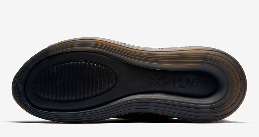Nike Air Max 720 Received a Hot Lava Look With A Messy Fiery Feature 04