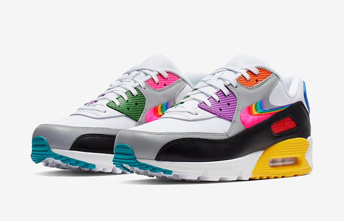 Nike Air Max 90 Be True CJ5482-100 02