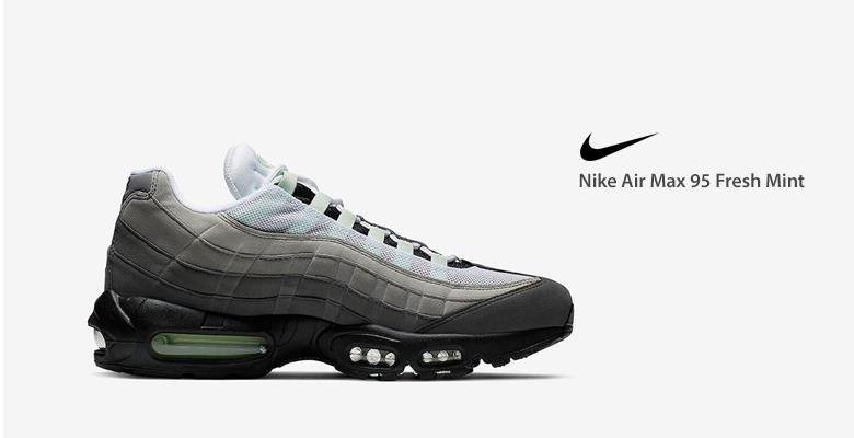 47f162cf346f Travis Scott Air Jordan 1 Mocha CD4487-100 Nike Air Max 95 Fresh Mint  CD7495-101 ...