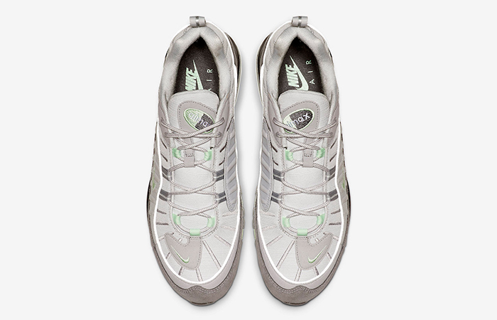 Nike Air Max 98 Vast Grey 640744-011