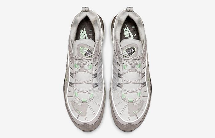 Nike Air Max 98 Vast Grey 640744-011