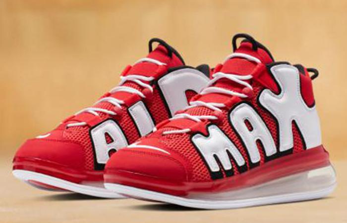 Nike Air More Uptempo 720 University Red CJ3662-600 02