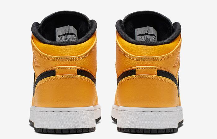 Nike Jordan 1 Mid Black 554724-700