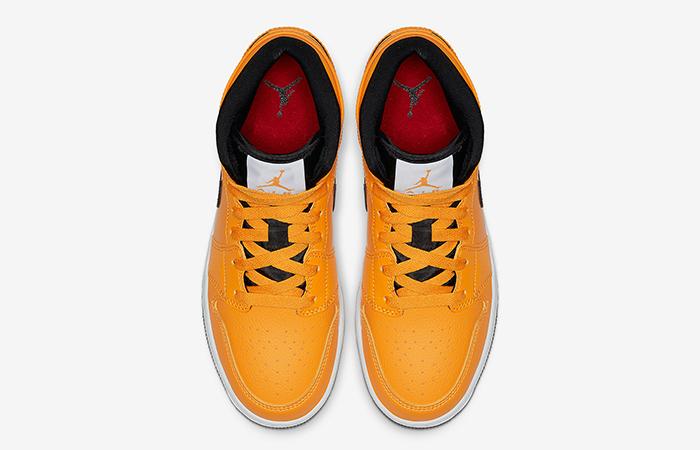 Nike Jordan 1 Mid Gold 554724-700