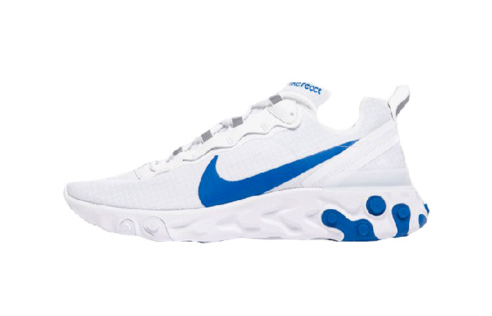 Nike React Element 55 SE SU19 Blue White BQ6167-100 01