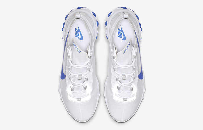 Nike React Element 55 SE SU19 Blue White BQ6167-100