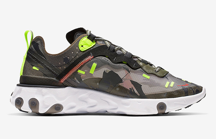 Nike React Element 87 Black CJ4988-200 02