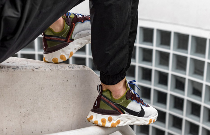 Nike React Element 87 Moss AQ1090-300 03