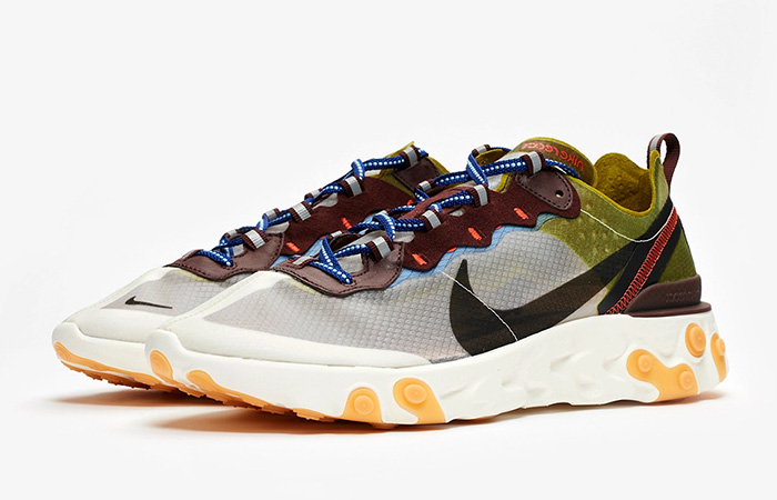 Nike React Element Moss AQ1090-300