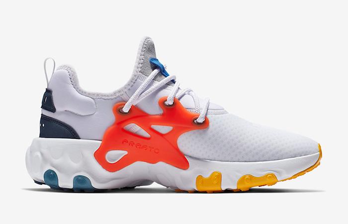 """Nike React Presto """"Breezy Thursday"""" AV2605-100 02"""