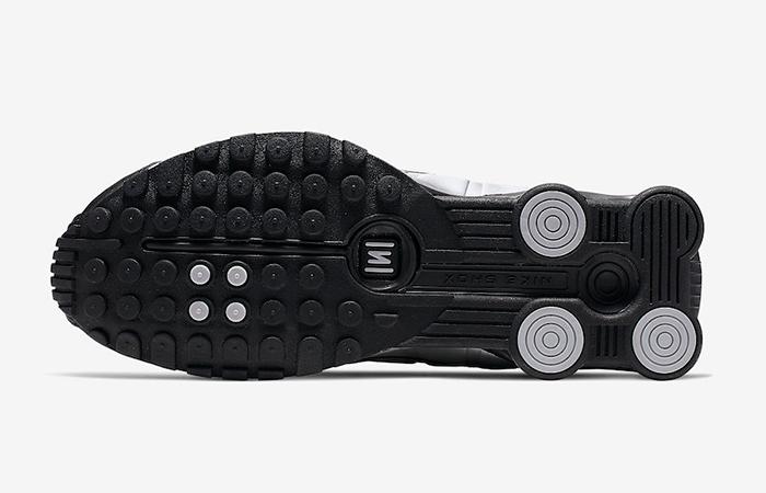 Nike Shox R4 Metallic 104265-045