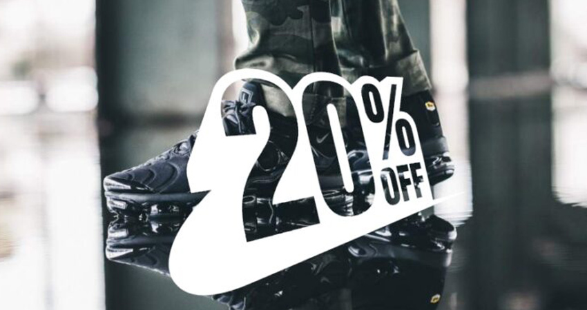 Nike UK Offering 20% Off Discount On These History Breaker