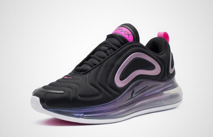 Nike Womens Air Max 720 Laser Fuchsia CD2047-001 03