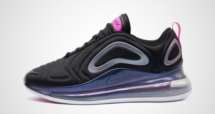 Now It's Time To Look At Upcoming Nike Womens Air Max 720 Laser Fuchsia 01