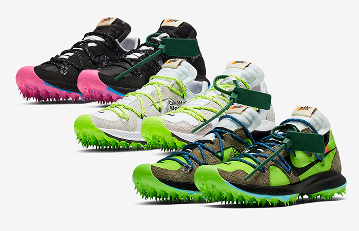 """Off-White Nike Zoom Terra Kiger 5 """"Athlete In Progress"""" Coming On 27th June 05"""
