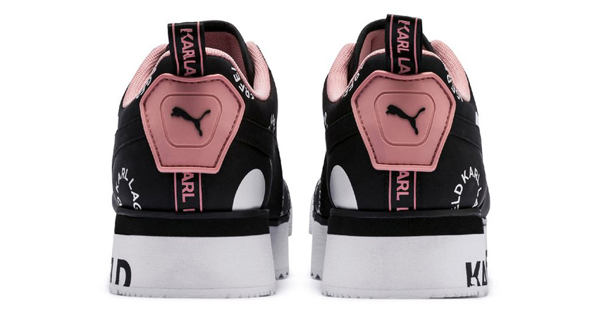 PUMA And Karl Lagerfeld Collaborated Themselves For Coming Posthumous Polka Dot Roma Release 03