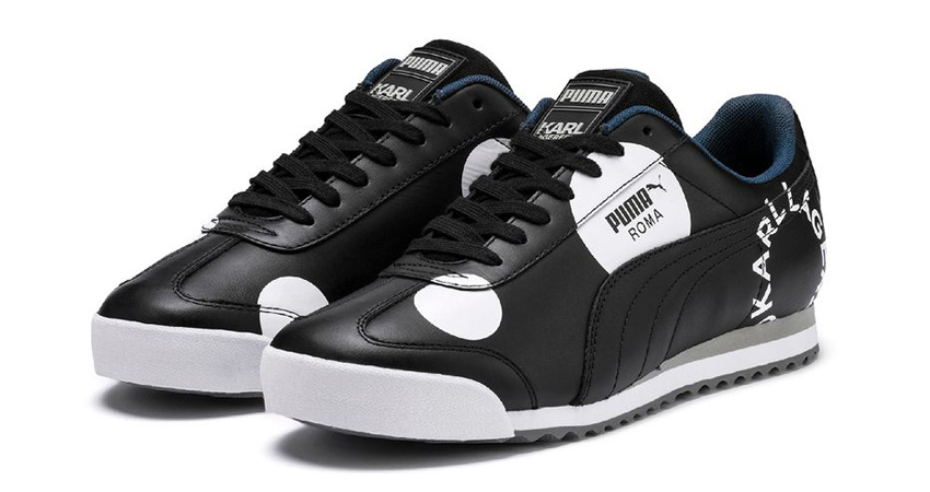 PUMA And Karl Lagerfeld Collaborated Themselves For Coming Posthumous Polka Dot Roma Release 04